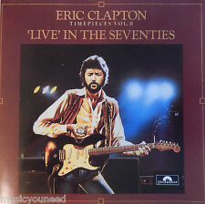 Eric Clapton - Timepieces, Vol. II: Live in the '70s (CD Polydor) 811 835-2 MINT