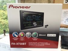 pioneer fh-x730bt Cd Aux USB With Bluetooth Calling And Streaming