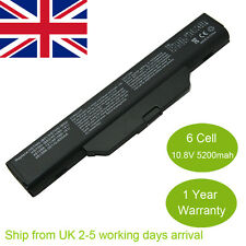 Battery for HP 550 Compaq 610 6735s 615 6720s 6730s 6820s 6830s HSTNN-IB51 UK