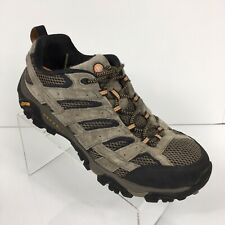 Merrell Mens 10M Moab II Ventilator Walnut Suede Hiking Shoe