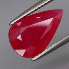 3.94Ct.Very Good Color! Natural BIG Red Pink Sapphire Songea,Africa