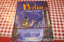MERLIN - T 1 - JAMBON ET TARTINE - Par Sfar et Munuera - Dargaud  réédition