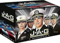 Jag Saisons 1 Pour 10 Complet Collection DVD Neuf DVD (PHE1470)