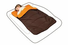 The SHRUNKS Inflatable Toddler Mattress SLEEPING BAG ACCESSORY ~ EUC