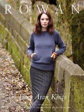 Rowan Easy Aran Knits Pattern Book - Martin Storey