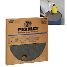 New Pig 25103 PIG Universal Light-Weight Absorbent Drum-Top Pad, 20 Pads per Box