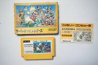 Famicom Super Mario Bros boxed Japan FC game US Sellerr