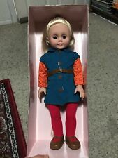 "2010  Madame Alexander ""CHLOE"" Doll 18in.  Blonde Blue Eyed Dressed"