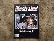 Winston Cup Illustrated-Dale Earnhardt(A tribute to a Champion-April 2001,Nascar
