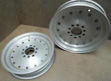 """Cragar Super Trick Wheel,15""""x 3 1/2"""", 4 1/2"""" x 4 3/4"""" Bolt Cir, PAIR"""