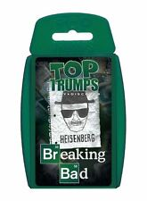 Top Trumps Breaking Bad Card Game