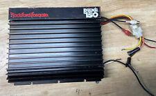 Rockford Fosgate Punch 150 Amplifier