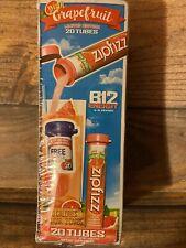Zipfizz Healthy Energy Drink Mix. Pink Grapefruit, 20 Count