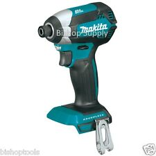 Makita XDT13Z 18V Li-Ion 1/4 Hex Cordless Hammer Drill Impact Driver NEW Loose