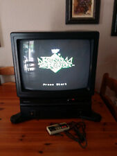 Nintendo NES Sharp Television 19SV111 Console Only, Tested and Working, 4 Legs