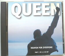 QUEEN - Heaven for everyone (Part 1 of 2) - 3-Track UK-Maxi-CD > Freddie Mercury