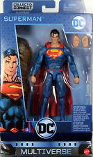 "DC Multiverse ~ 6"" REBIRTH SUPERMAN (SERIES 8) ACTION FIGURE ~ Mattel"