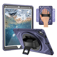 """For iPad 10.2"""" 7th Generation 2019 Rotating Case Cover 360 Degree Rotating"""