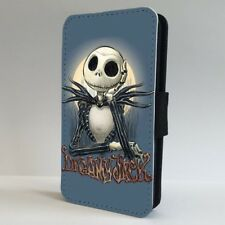 Nightmare Before Christmas Dreamy Jack FLIP PHONE CASE COVER for IPHONE SAMSUNG