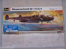 Maquette REVELL 1/72ème MESSERSCHMITT Bf 110 G-4  H-95/ 1977