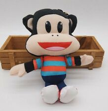 NEW Fisher Price Paul Frank Julius Jr. Monkey Plush Stuffed Doll 7""