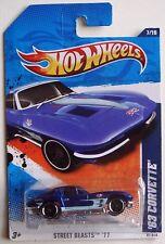 Hot Wheels '11  Street Beast '63 Corvette 7/10