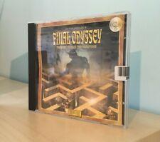 Final Odyssey: Theseus Verses The Minotaur - Commodore Amiga CDRom