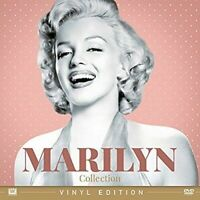 Marilyn Collection - Vinyl Edition - Cofanetto 4 Dvd - Nuovo Sigillato