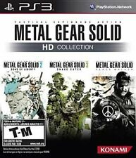 Metal Gear Solid MGS HD Collection PS3 Brand NEW *DISPATCHED FROM BRISBANE*