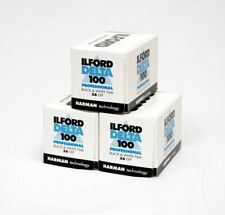 Ilford Delta 100 35mm 36 Exposure Pack of 3