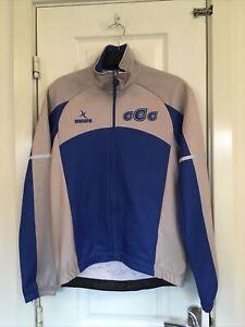 HINCAPIE Blue/Grey Cycling Jacket Size S