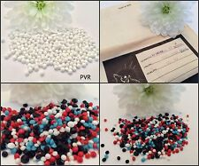 300 Vintage Rhinestones Round UNFOILED Mixed size Bargain REPAIR Colour Options