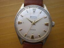 Vintage SWISS Atlantic 17 Jewels Manual Men's Watch