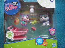 new ORIGINAL Littlest Pet Shop husky 2360 & BUMBLEBEE 2359  Shipping with Polish