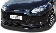 Ford Focus 3 ST (2012+) - Front splitter Vario PUR Plastic