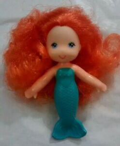 Sea Wees coral original edition vintage 1980s Kenner mermaid doll