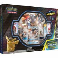 Pokemon Detective Pikachu Greninja-GX Case File TCG Card Game