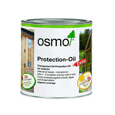 Osmo UV Protection Oil Extra 429 Natural Satin 750ml - For Exterior Wood