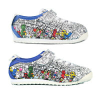 Onitsuka Tiger Mexico 66 Kinder-Sneaker asics-Schuhe Sportschuhe Allover-Print
