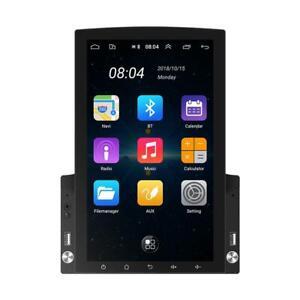 Vertical 9.7in Car Radio MP5 Player GPS WIFI Bluetooth Mirror Link Camera 1+16G