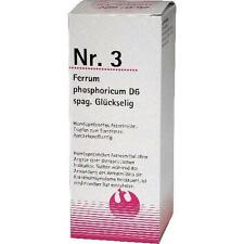 NR.3 Ferrum phosphoricum D6 spag.Glückselig 100 ml PZN 453977