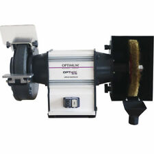 Optimum Optigrind GU 15 B Kombischleifmaschine Schleifmaschine für Metall