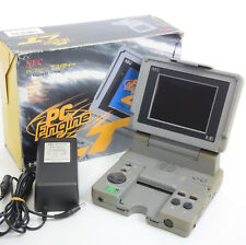Pc-Engine Lt Console System Boxed Tested Free Shipping Ref/1Y02329La