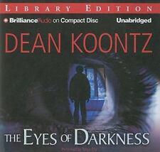 **THE EYES OF DARKNESS** NEW UNABRIDGED CDS ~ by Dean Koontz