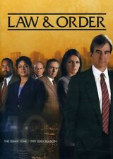 Law & Order - Law & Order: The Tenth Year [New DVD] Dolby, Subtitled, Widescreen