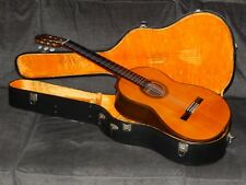MADE IN 1979 RYOJI MATSUOKA MH80 - SUPERB HAUSER STYLE CLASSICAL CONCERT GUITAR
