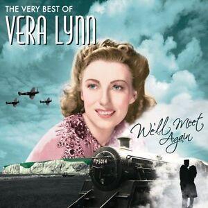 VERA LYNN ( NEW SEALED CD ) WE'LL MEET AGAIN / VERY BEST OF / GREATEST HITS