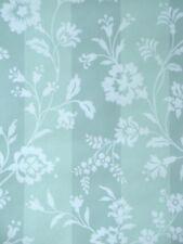 12sr Historic Repro Gorgeous c.1800 Floral Stripe Waterhouse Handprint Wallpaper