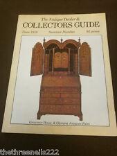 ANTIQUE & COLLECTORS GUIDE - ANTIQUES FAIRS - JUNE 1979