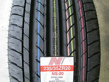 2 New 235/35ZR20 Inch Nankang NS-20 Tires 235 35 20 2353520 R20